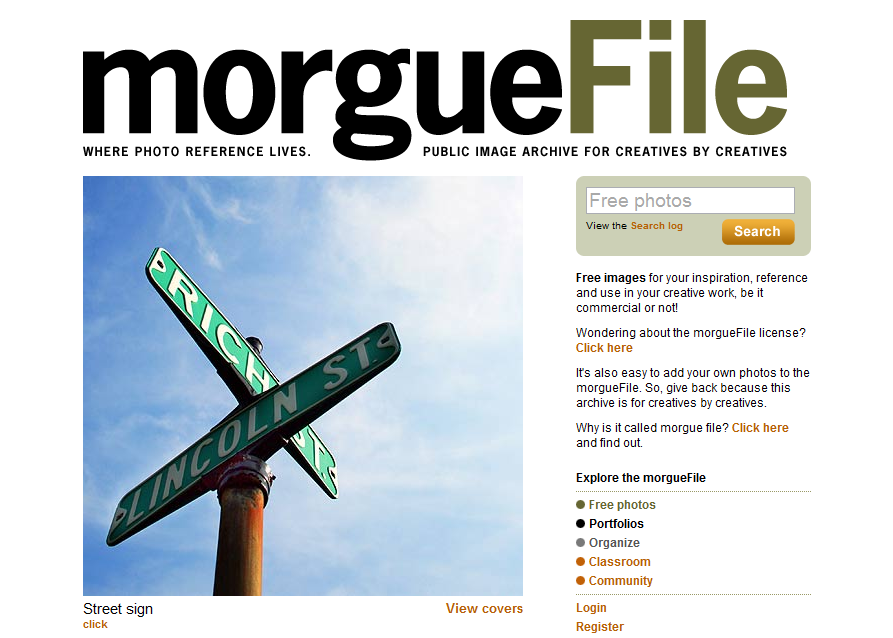 morgueFile free photos for creatives by creatives