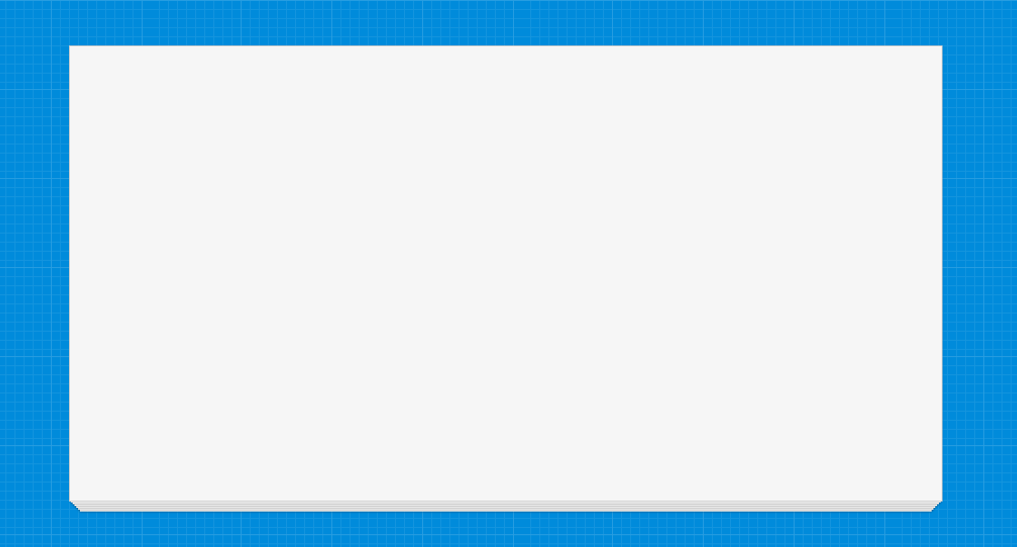 Stack of Papers Using CSS3